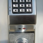 Keypad Locks are a great way to secure your new home and to lose your keys forever