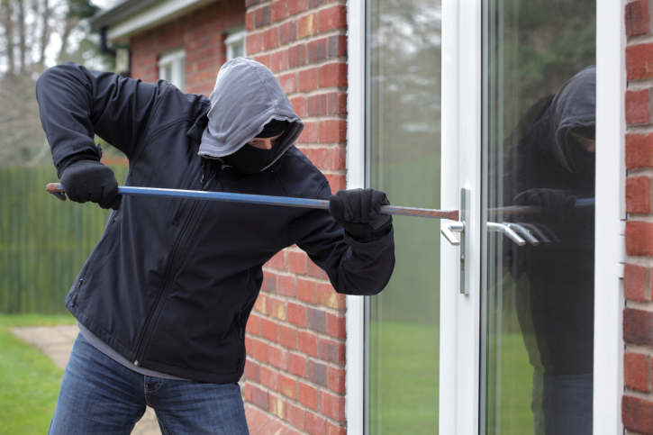 Protect against break ins by updating your residential security
