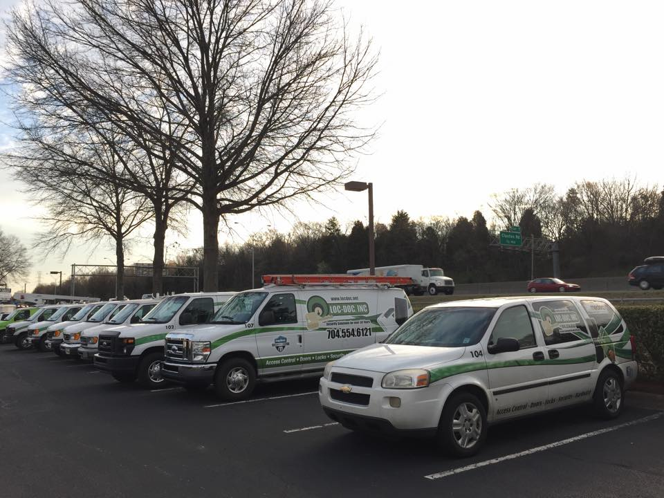 Service Vehicle Fleet 2015