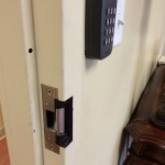 Building Access Control Systems is tough, let us handle the electric strike and keypads for you