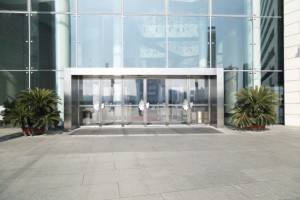 Commercial Door Installation