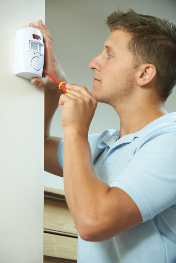 Commercial Alarm Systems will give you piece of mind when leaving your business unprotected for long periods