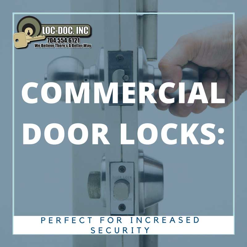 Commercial Security Doors commercial door locks: perfect for increased security | locdoc