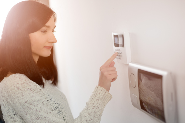 You are Always in Control with Home Access Control Systems