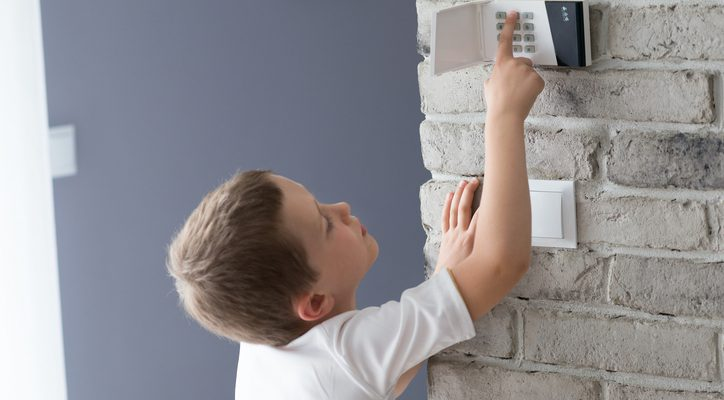 Keep Your Family Safe with Home Alarm Systems