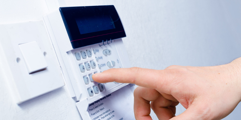 Protect Your Home by Choosing One of Our Alarm Systems