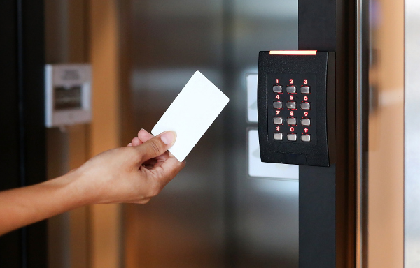 Access Control technologies such as proximity card readers are our specialty