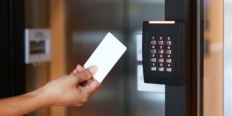 Prevent Unauthorized Entries with Our Commercial Access Control Systems