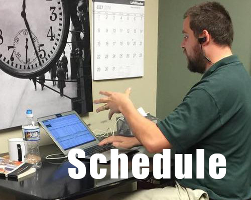 Scheduling Service with us is easy, just give us a call or send an email to service@locdoc.net